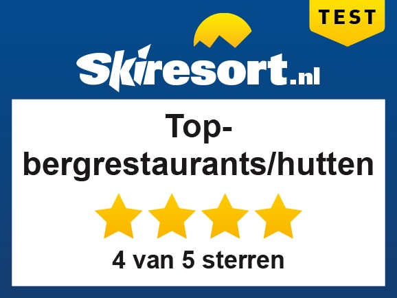 Topbergrestaurants, -hutten en -horecagelegenheden